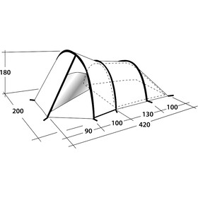 Outwell Vigor 3 Tent